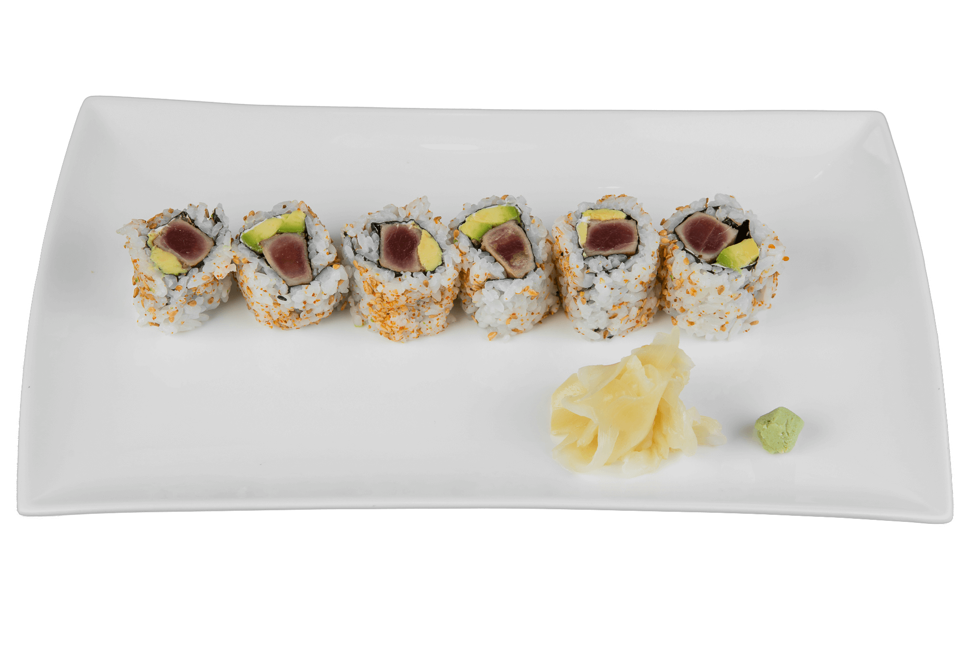 Maguro Tataki Roll
