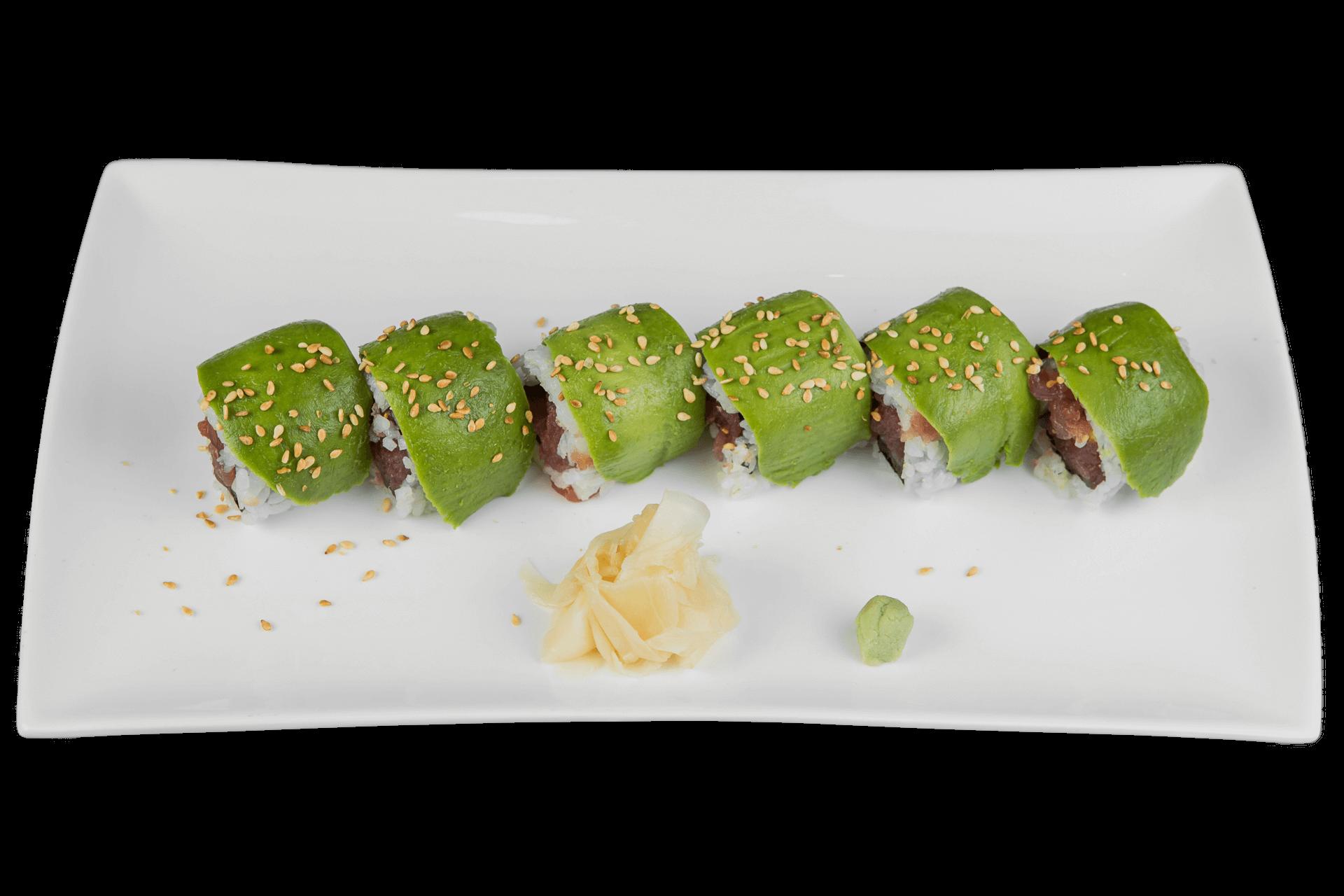 Tuna-Avo Roll