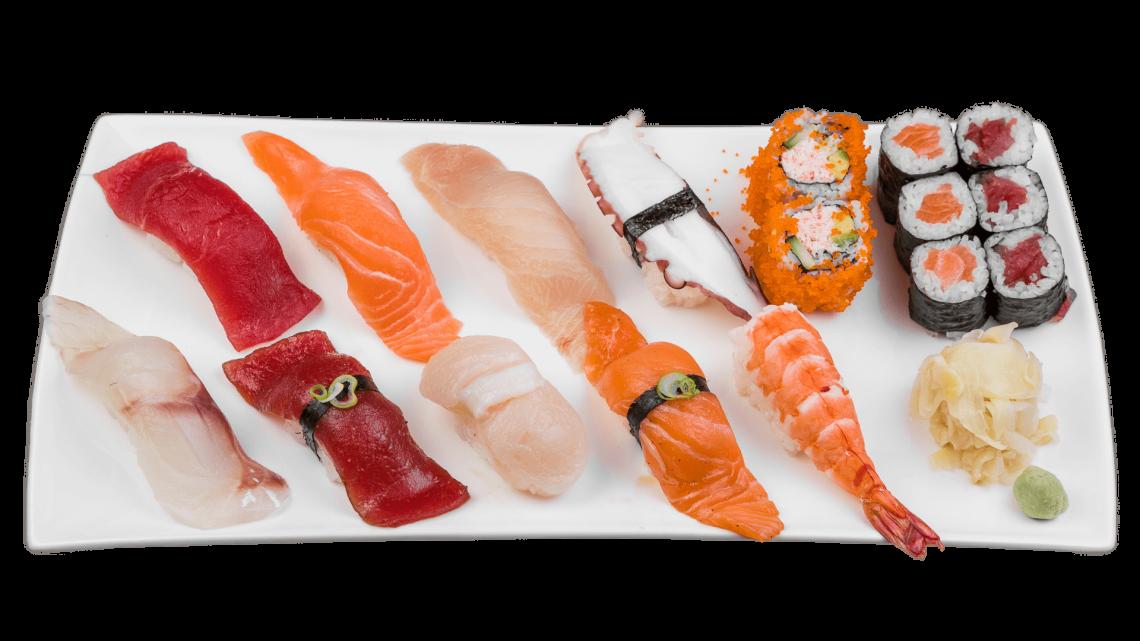 Matsu Sushi Platte