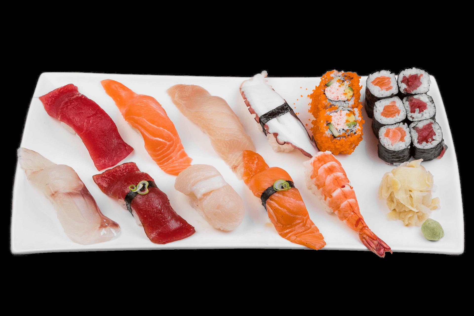 Matsui Sushi Platte