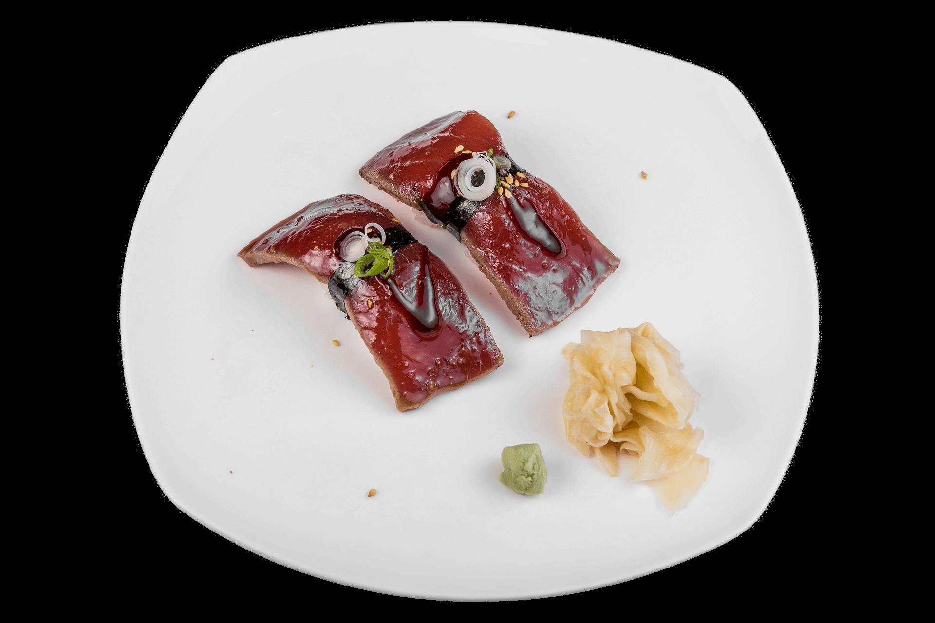 Maguro Tataki Nigiri