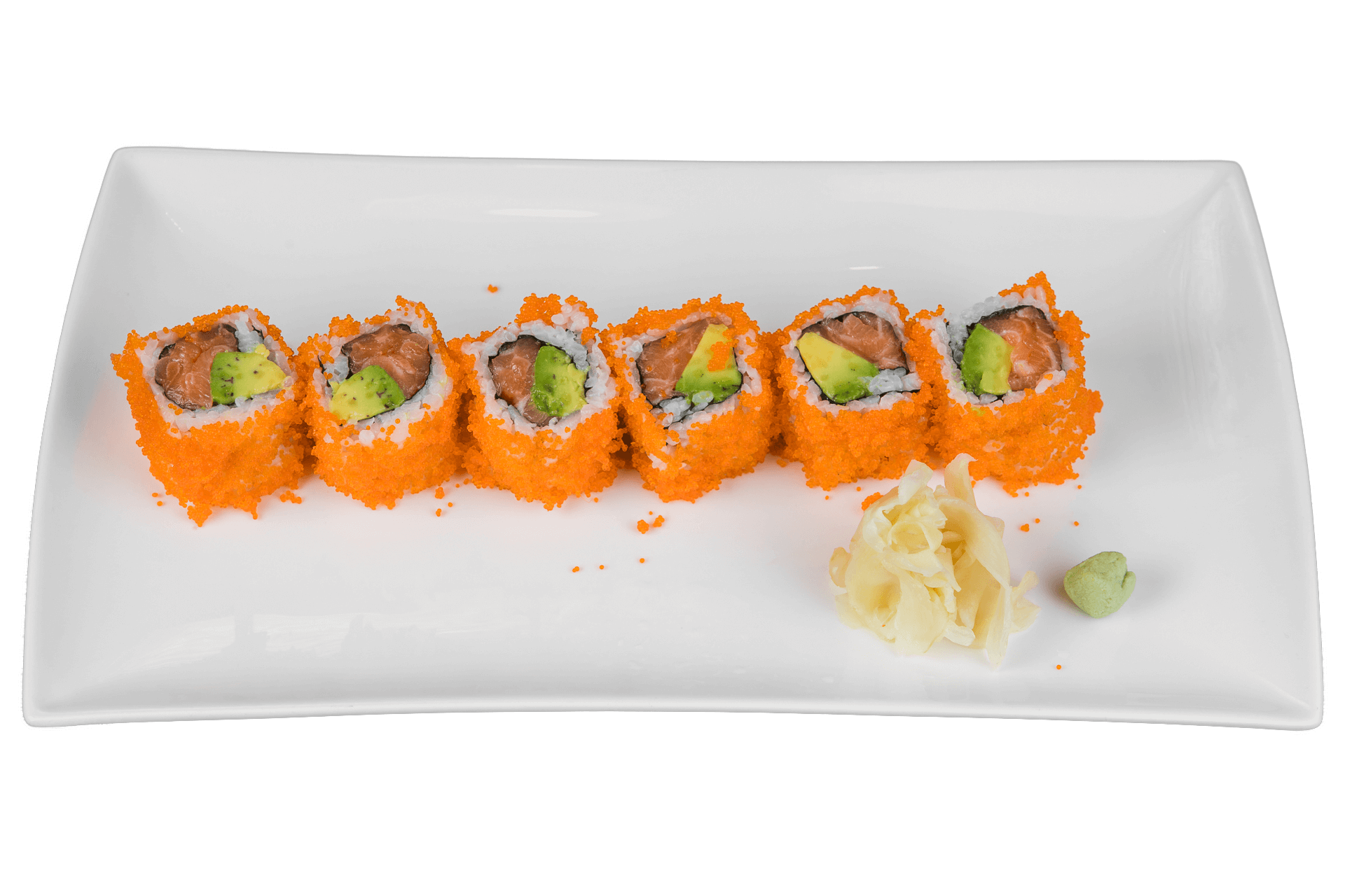 Salmon-Avo Roll
